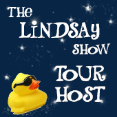 Lindsay Show Blog Tour Host
