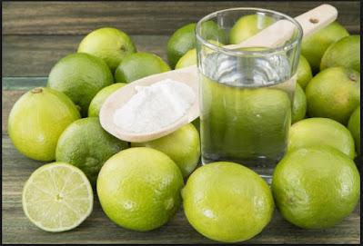 beneficios del bicarbonato de sodio y limon