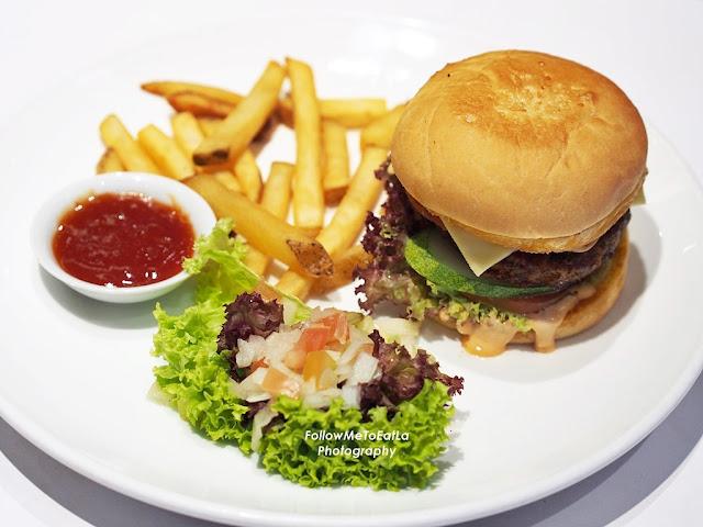 House Burger.