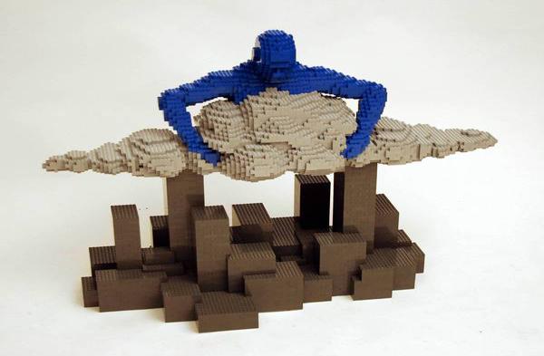LEGO ART YANG UNIK - BLOG YANIEJ