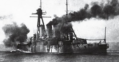 Ναυμαχία Έλλης: Το «Αβέρωφ» νικά μόνο τον τουρκικό στόλο