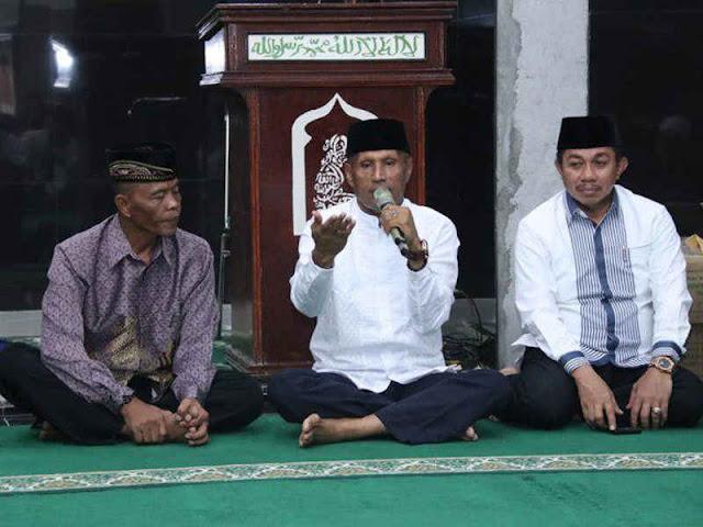 Benhur Tomi Mano Gelar Safari Ramadhan Pemkot Jayapura di Masjid Al-Ikhlas Kotaraja