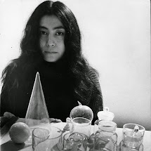 Rare Portraits Of Yoko Ono In Early 1960s