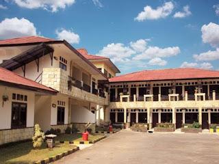 Hotel Ciloto Indah Permai Bagian Depan