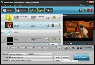 أفضل, وأقوى, برنامج, إحترافى, لتحويل, صيغ, الفيديو, ومعالجتها, Total ,Video ,Converter