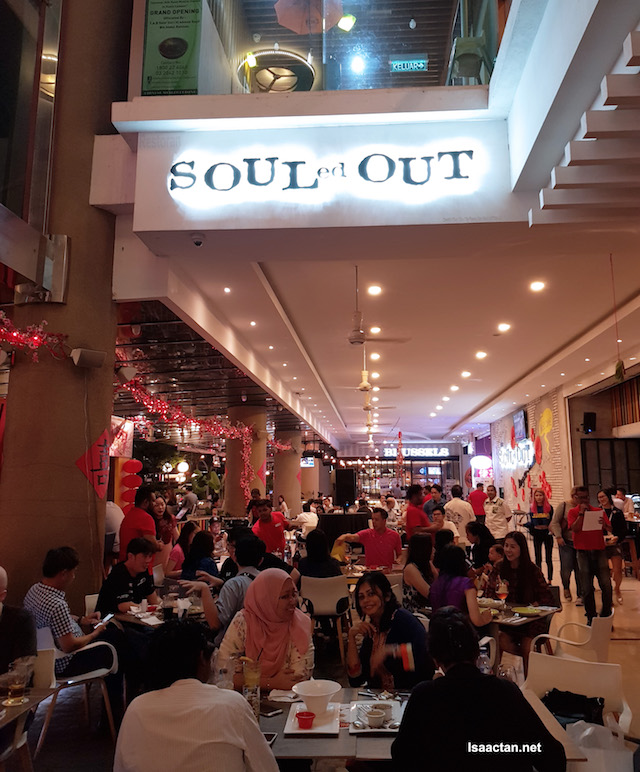 SOULed OUT Bangsar South