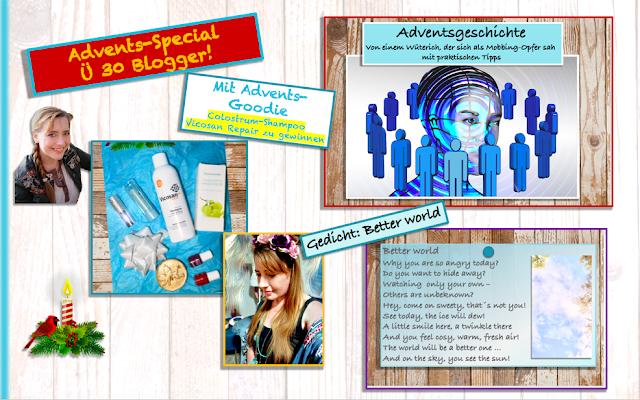 Advents-Special ü30Blogger
