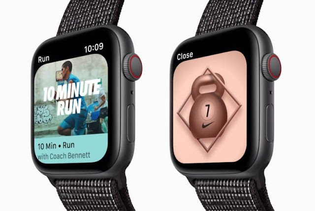 Apple Watch Nike+ Series 4 is up for grab