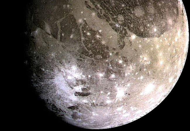 Tinuku Million fold the power of waves near Jupiter's moon Ganymede