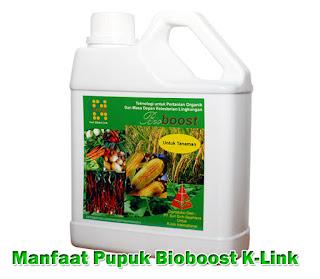 Manfaat Pupuk Bioboots K-Link Untuk Pertanian dan Perkebunan