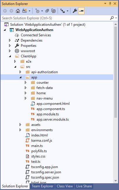 ASP.NET Core & Angular StarterKit