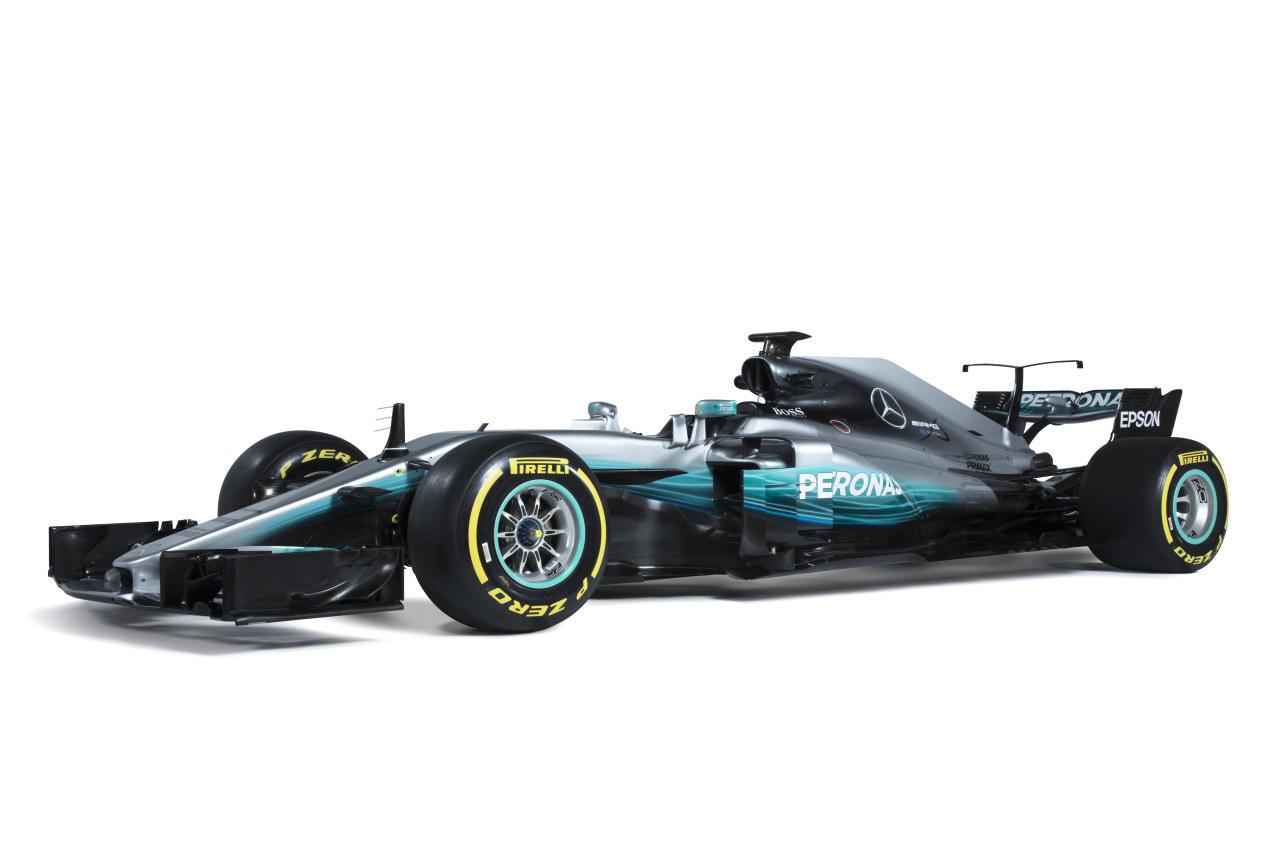 Mercedes amg petronas w08 f1 2017 kfzoom for Mercedes benz petronas