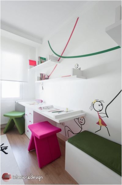 Amazing Decorating Ideas For Kids' Rooms 1