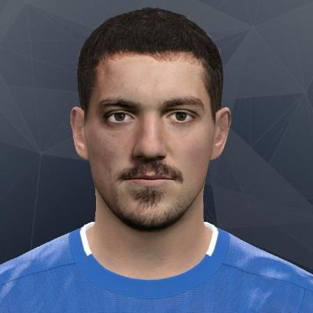 PES 2017 Arijan Ademi Face by Andrey_Pol