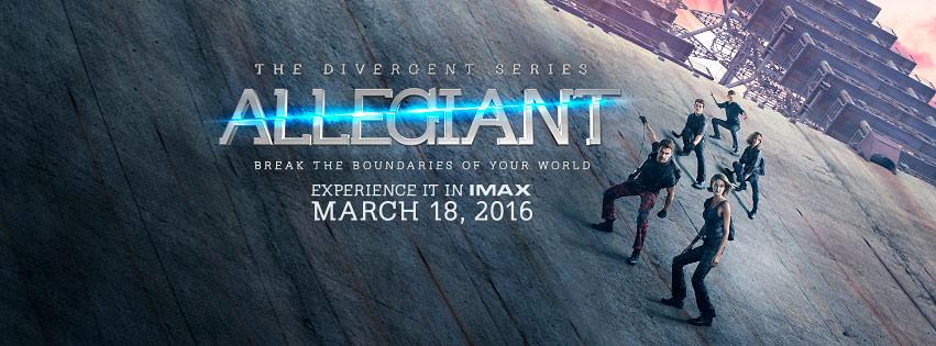The Divirgent Series : ALLEGIANT (2016)