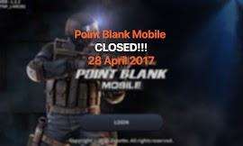 True Digital Plus Indonesia Mengumumkan Point Blank Mobile Ditutup Akhir April 2017