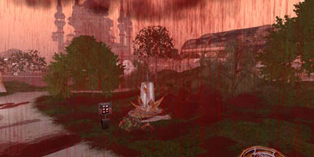 Red rain of kerala रहस्यमयी