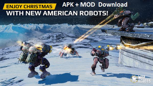 Download War Robots Mod APK Android Game