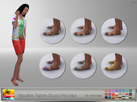 Madlen Tristen Shoes Recolor