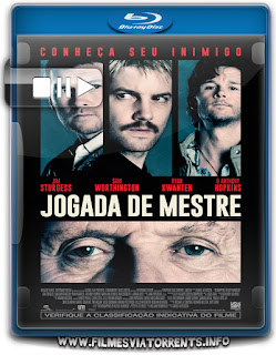 Jogada de Mestre Torrent - BluRay Rip 720p e 1080p Dual Áudio