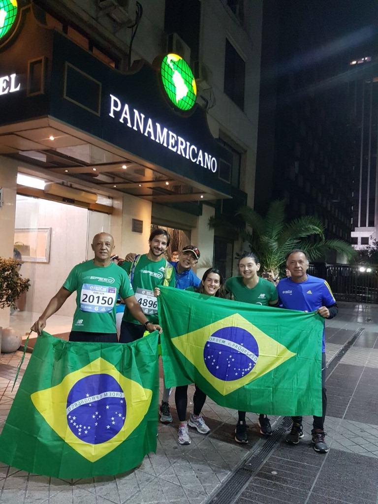 Maratona de Santiago 2018