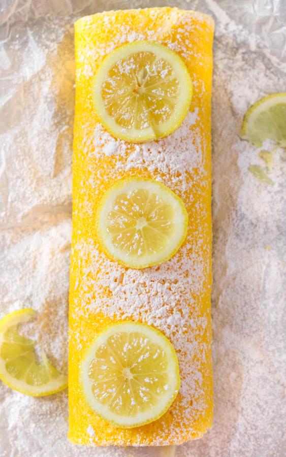 Lemon Sheet Cake With Cream Cheese Icing