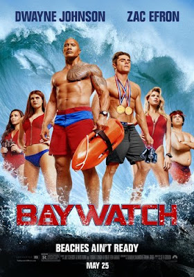 Baywatch 2017 Dual Audio 720p HDRip 950mb ESub x264