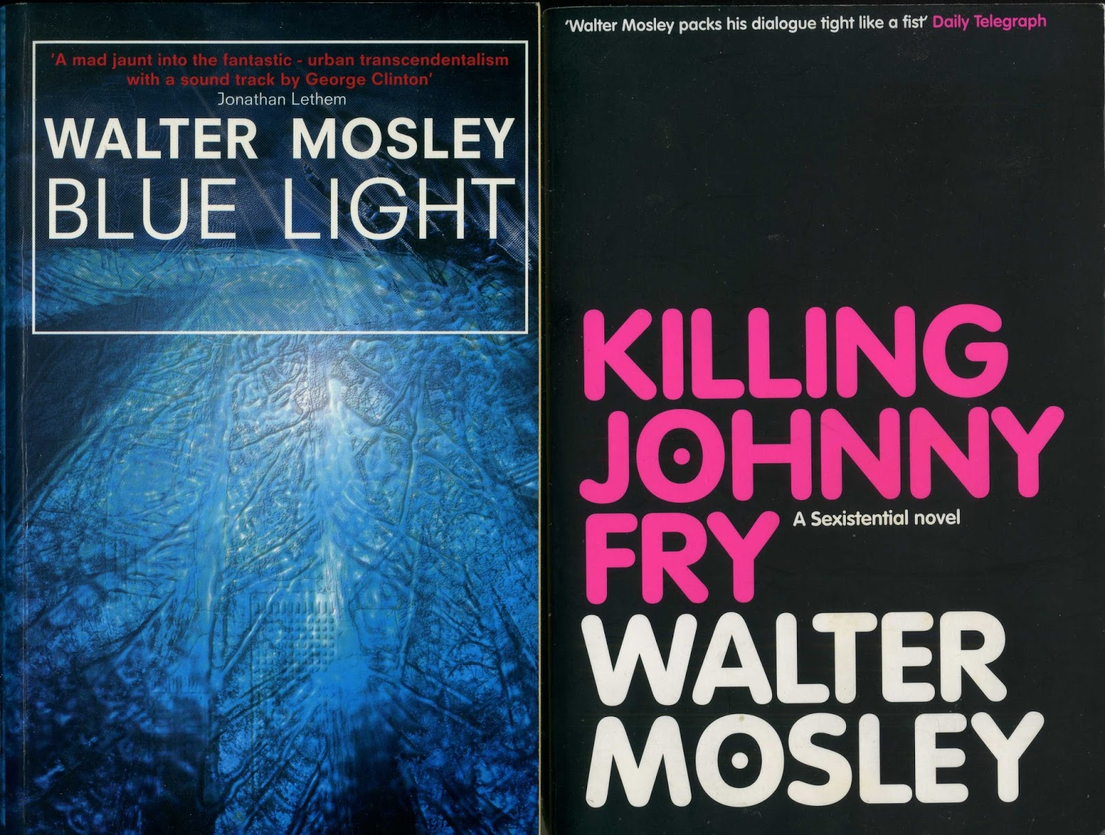 The Generalist: WALTER MOSLEY: AN APPRECIATION