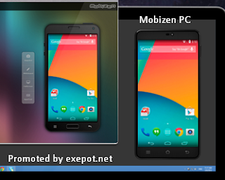Mobizen for PC download free latest