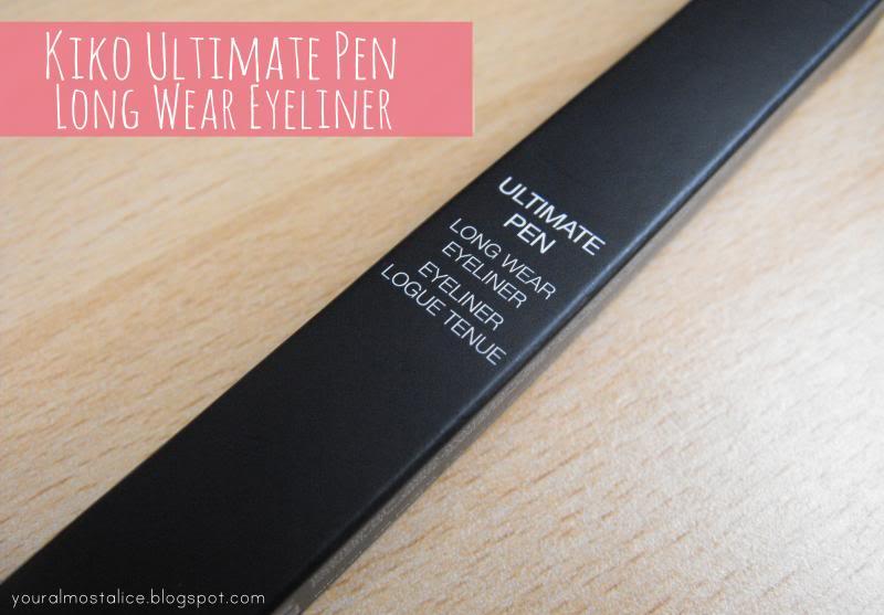 Kiko Ultimate Pen Long Wear Eyeliner