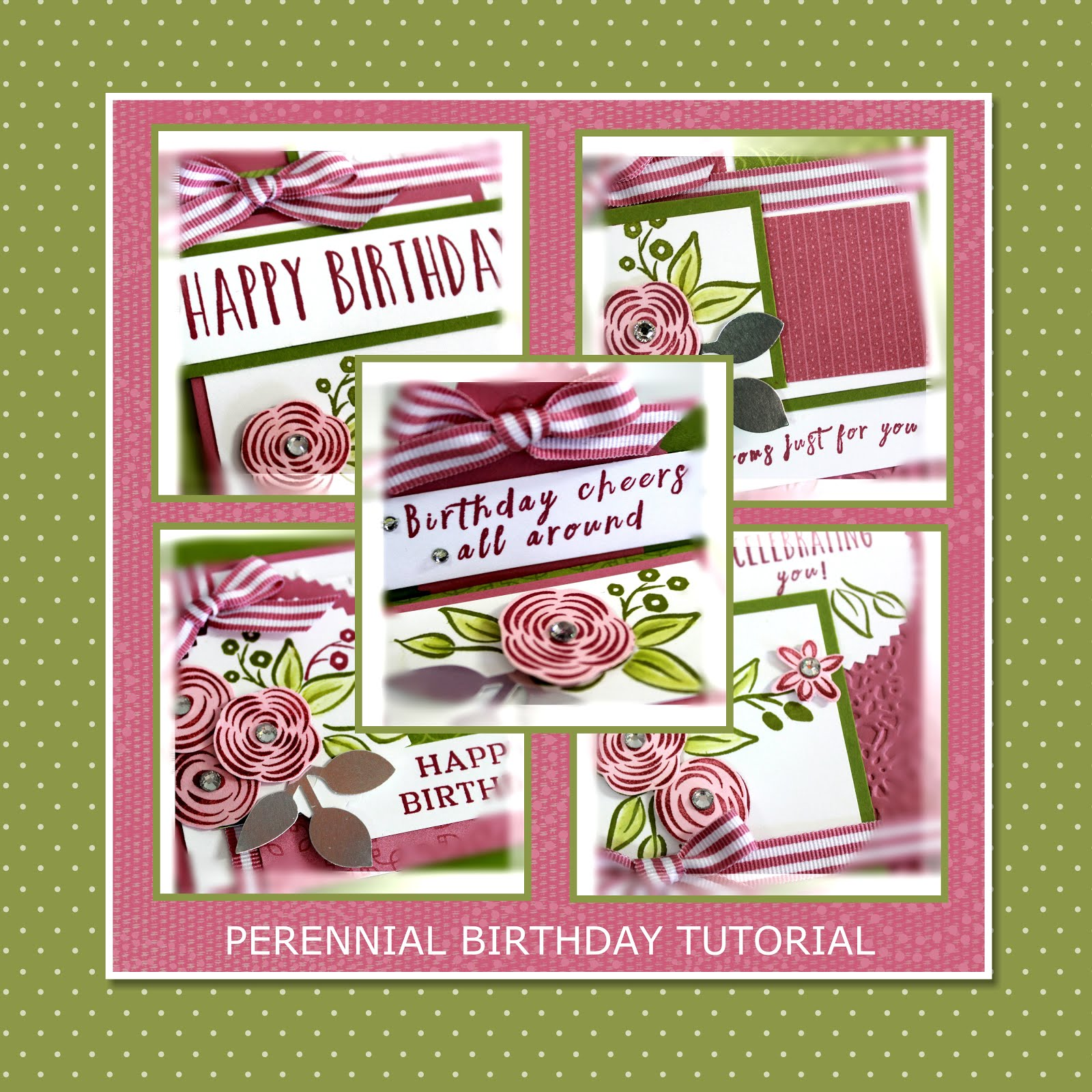 February 2018 Perennial Birthday Tutorial