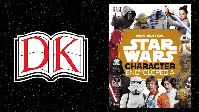 DK: Pełna zapowiedź Star Wars: Character Encyclopedia: New Edition
