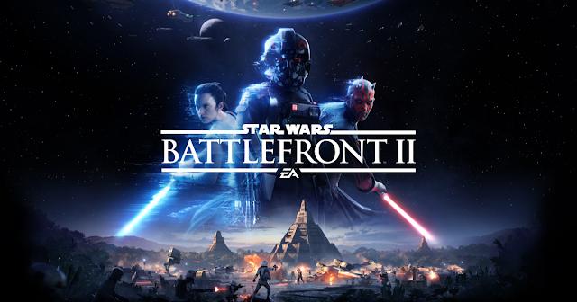 إستعراض لمقارنة بالفيديو لبيتا لعبة Star Wars Battlefront 2 على جهاز PS4 Pro و PS4