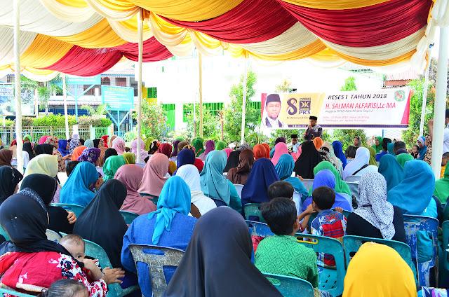 Warga Medan Tuntungan Minta Dibangunkan Sekolah dan Perbaikan Pelayanan Posyandu