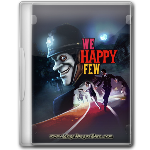 We Happy Few 1080p Latino