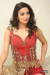 Heena Panchal at Thikka Audio Launch