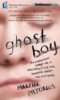 Ghost Boy: The Miraculous Escape of a Misdiagnosed Boy Trapped Inside His Own Body by Martin Pistorius, read by Simon Bubb