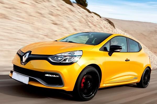 Nuevo Renault Sport R S 01 Renderings 2014: Renault Clio IV R.S