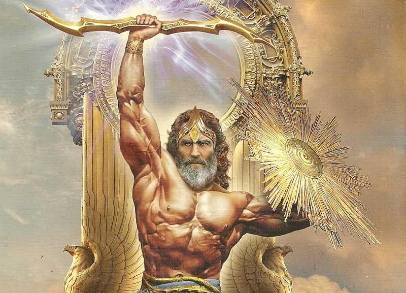 Júpiter (Zeus) e Sua Poderosa Companhia