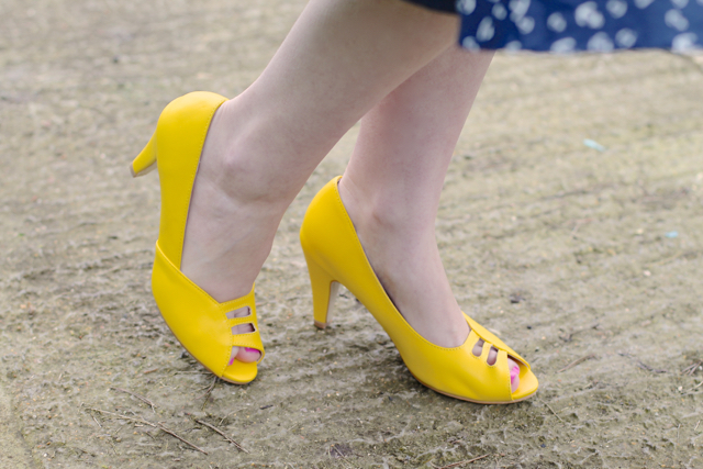 Lulu Hun from Collectif Juliette heels review