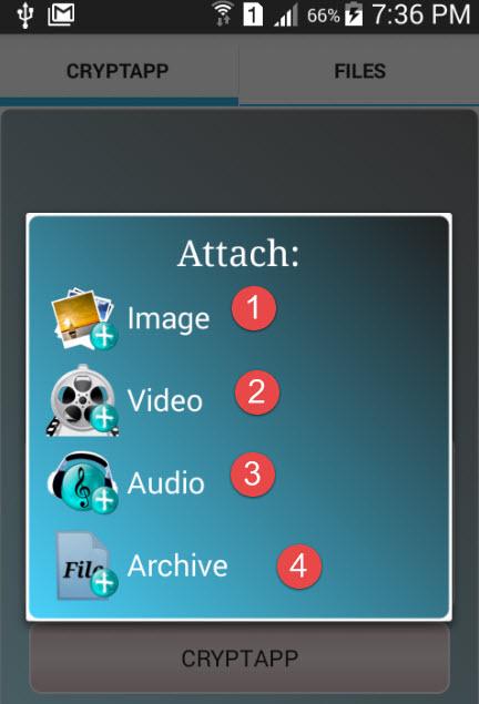 أفضل تطبيق لإخفاء وتشفير الملفات والرسائل والصور للاندرويد 2017