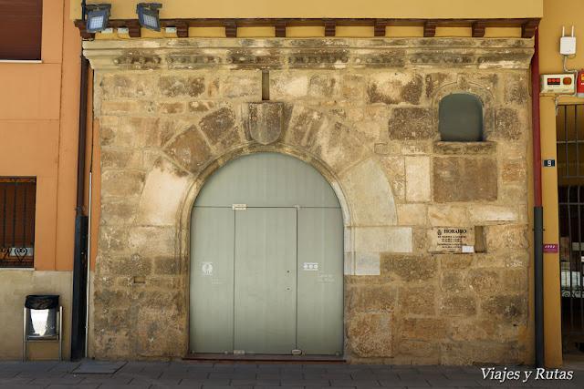casa de las Bolas, Aranda de Duero