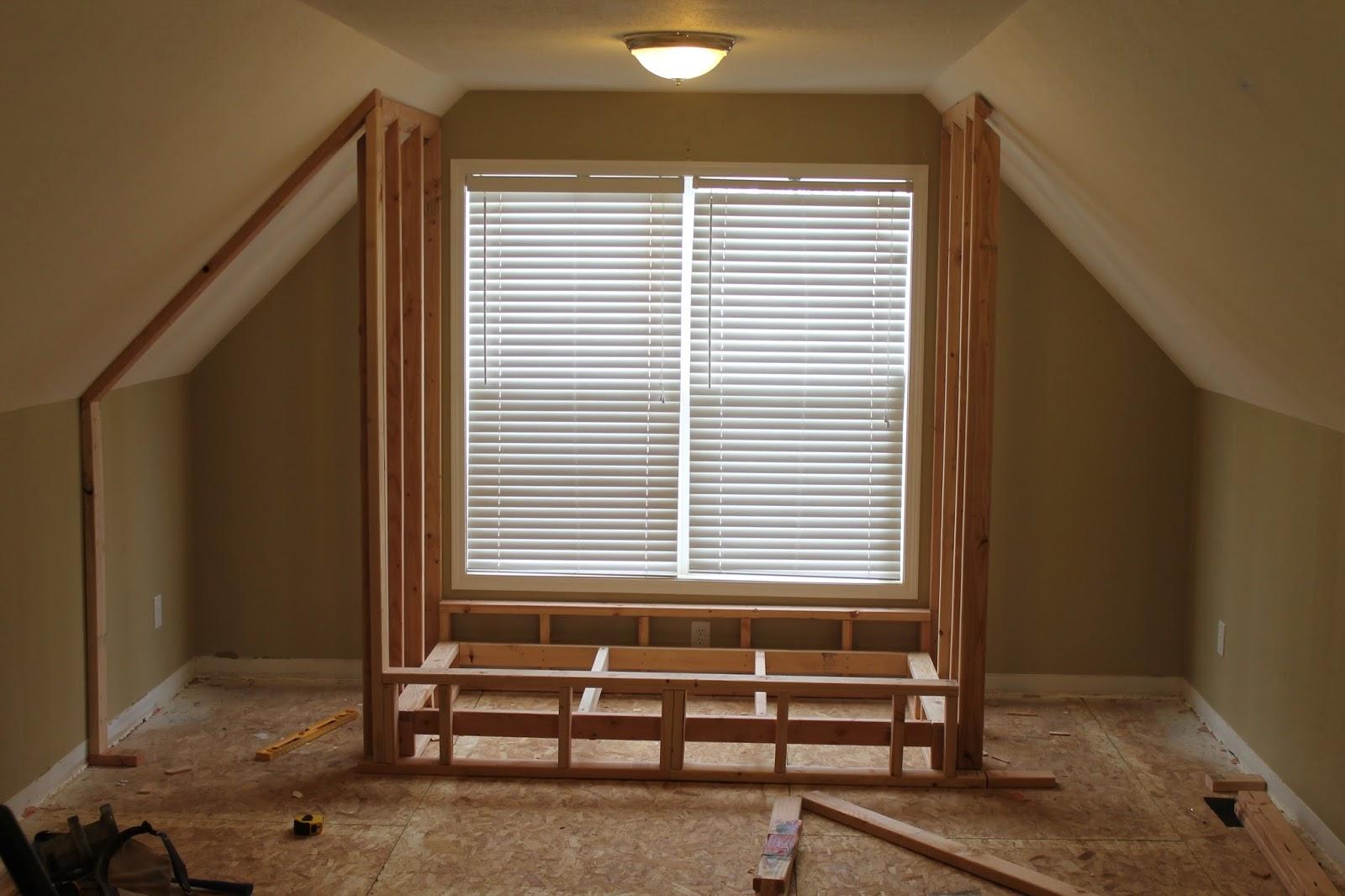 Bonus Room Renovation - Phase One ~ Simple Suburban Living