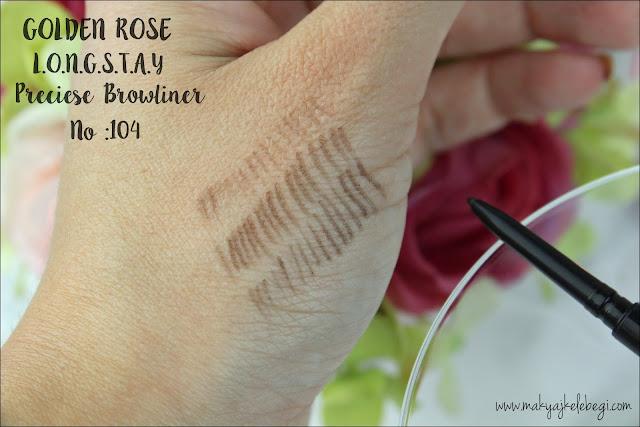 Golden Rose Kaş Kalemi Kullananlar