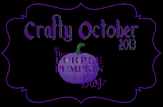 Crafty October 2013!