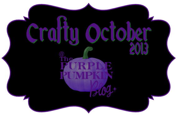 Crafty October 2013 | Halloween Link Party