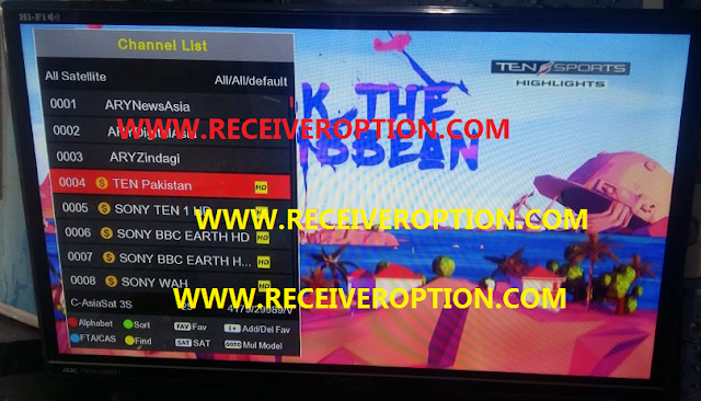 ECHOLINK 4200 HD RECEIVER POWERVU KEY NEW SOFTWARE BY SUNPLUS LOADER