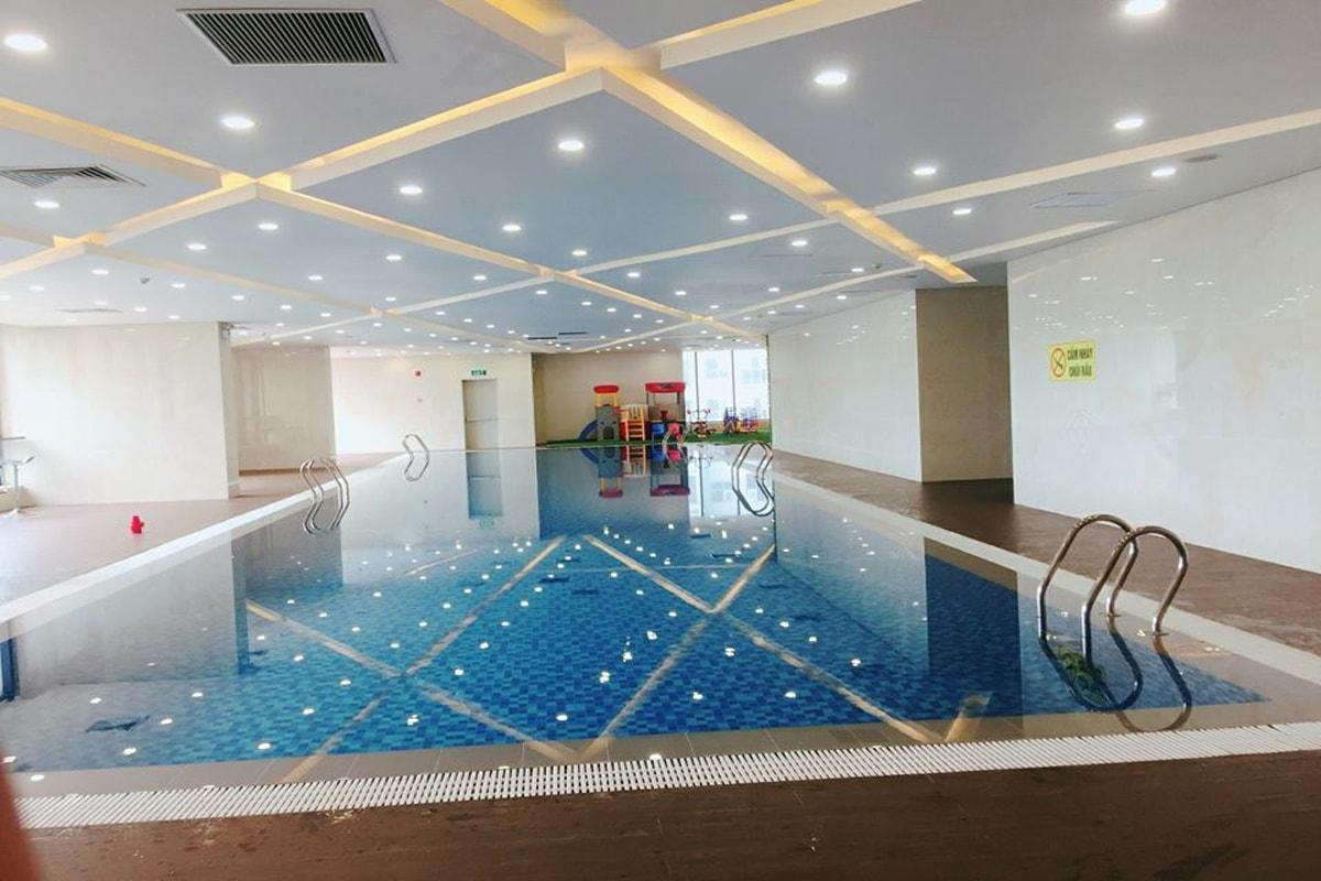 Bể bơi 4 mùa Sky Park