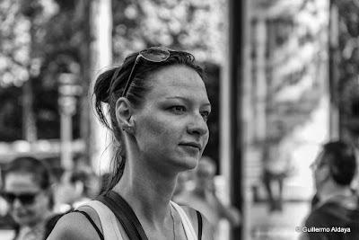 Aux les Champs Élysées (Paris, France), by Guillermo Aldaya / AldayaPhoto