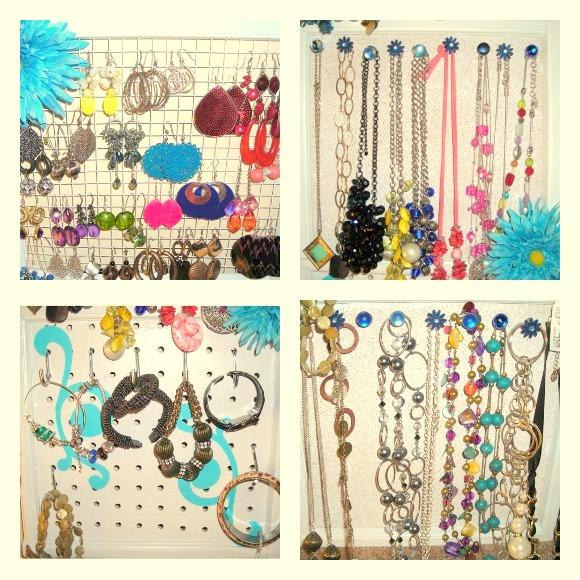 make jewelry organizer at home many jewelry